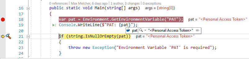 TIL: Set Docker Environment Variables in Visual Studio for