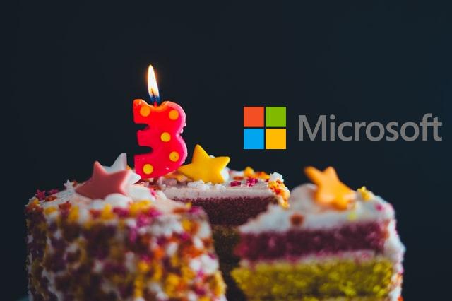 Three Years at Microsoft