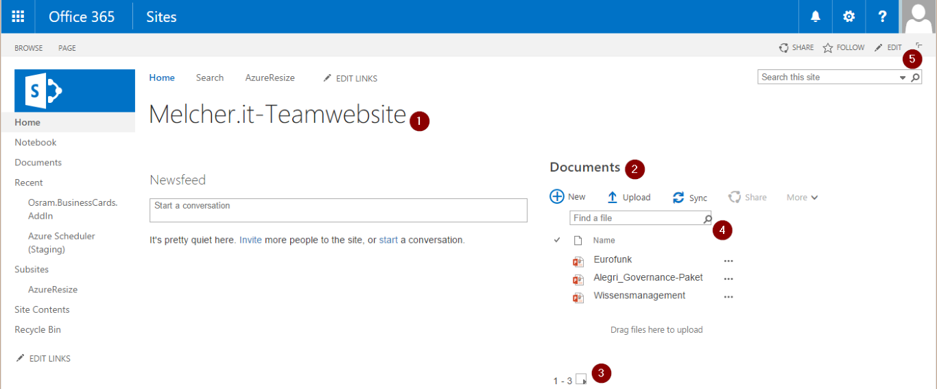 Bootstrap and SharePoint Online – how to avoid css ricochet - Melcher.it