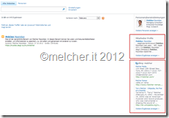 Federated search in SharePoint 2010