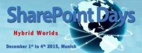 SharePoint Days – Hybrid Worlds