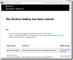 You will be greeted with this beautiful page when you try to download the ULSViewer